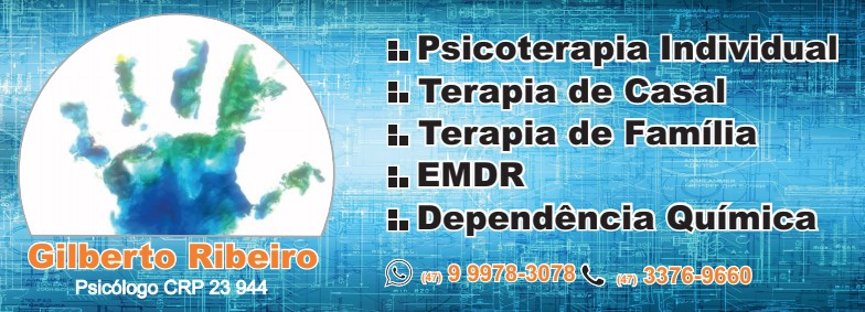 Gilberto Ribeiro Psicólogo